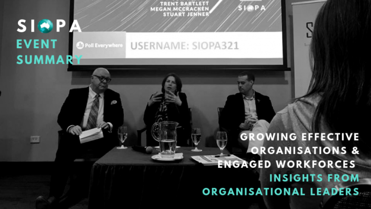 EVENT SUMMARY: PANEL DISCUSSION 2018 – INSIGHTS FROM TRENT BARTLETT, MEGAN MCCRACKEN, AND STUART JENNER