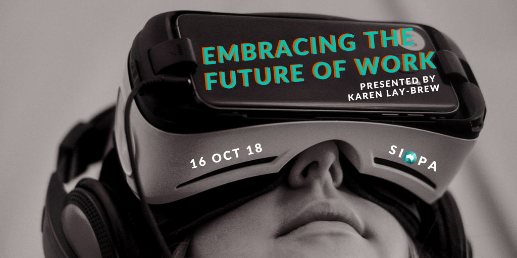 SEMINAR EVENT: EMBRACING THE FUTURE OF WORK – THE PERFECT STORM FOR ORGANISATIONAL PSYCHOLOGY?