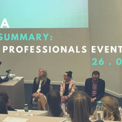 EVENT SUMMARY: ENDORSED SUPERVISOR NETWORKING AND YPE 2017 (SEPTEMBER 26)