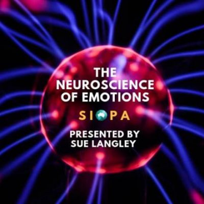 SEMINAR EVENT: THE NEUROSCIENCE OF EMOTIONS WITH SUE LANGLEY