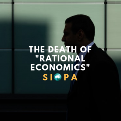 SYDNEY AND MELBOURNE EVENT: The Death of Rational Economics