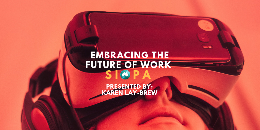 BRISBANE EVENT: Embracing the Future of Work with Karen Lay-Brew
