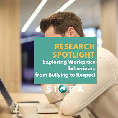 Research Spotlight: Exploring Workplace Behaviours, from Bullying to Respect