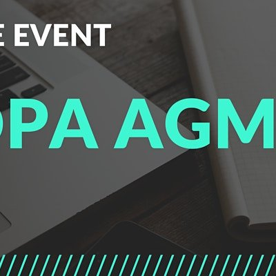 ONLINE EVENT: SIOPA ANNUAL GENERAL MEETING (MEMBERS ONLY)